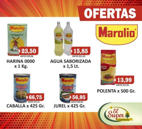 OFERTAS MAROLIO