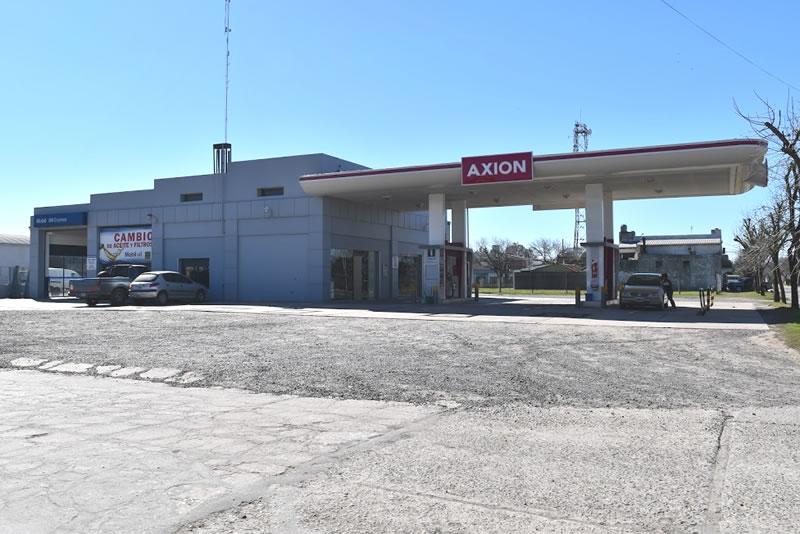 Estación de Servicio Axion