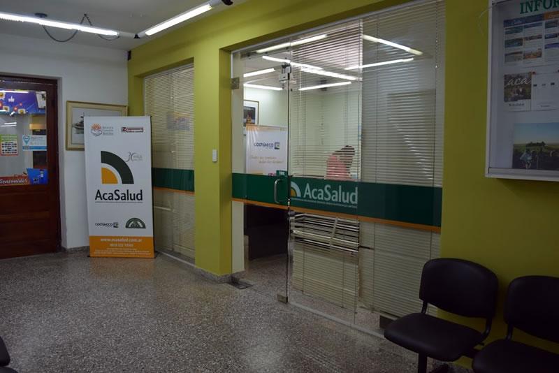 Aca Salud Oficina
